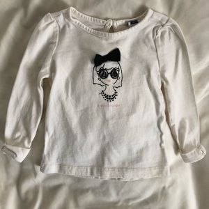 Janie and Jack long sleeved shirt